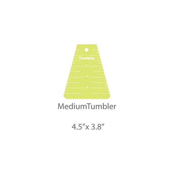 Medium Tumbler Template