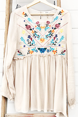Blossom Picking Tunic