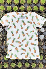 Whimsy Pineapple Tee