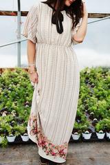 Lillian Floral Dress