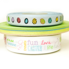 Easter Ribbon Set