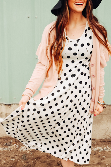 Dotti Swing Midi Dress