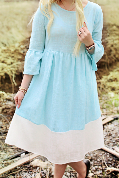 Cerri Linen Midi Dress