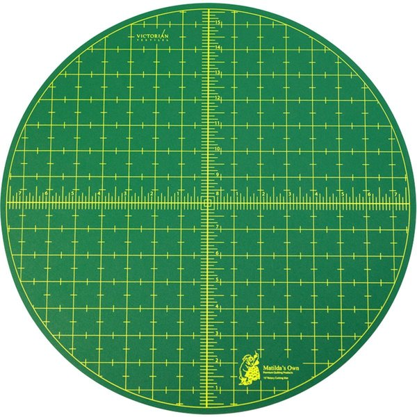 Rotating Quilting Mat 15 Inch