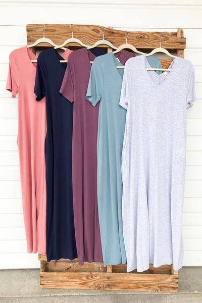 Maxi Spring Dress
