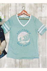 Mint California Tee