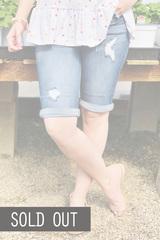 Bermuda Cuffed Shorts