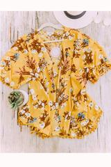 Sunshine Fields Kimono