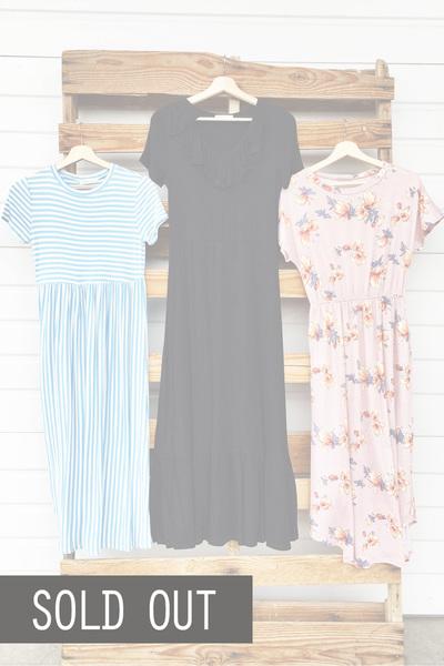 2 Dresses=1 Great Price