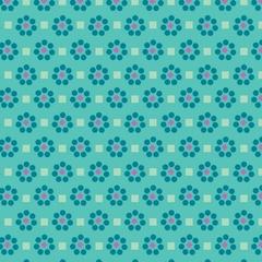 Daisy Dots Lagoon