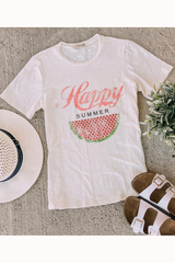 Hello Summer Graphic Tee