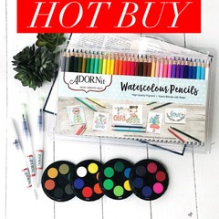 Coloring Supplies Bundle