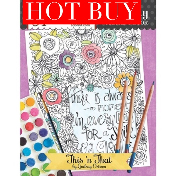 This 'N That Coloring Book