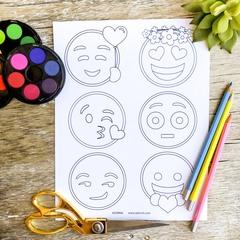 Emoji Coloring Download