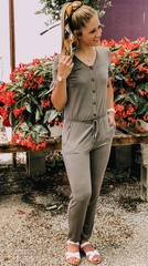 Grey Hampton Jumpsuit