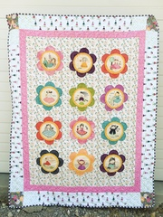 Sunshine Girls Block of the Month and Finishing Quilt