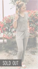 Grey Hampton Jumpsuit