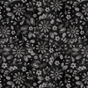 00585 etched blossoms black6inch