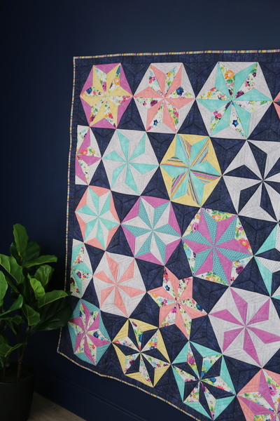 Starry Night Quilt Kit