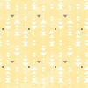 00590 triangle stripes yellow6inch