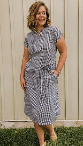 Georgie Girl Day Dress