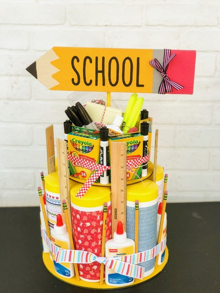Back to School Display Stand