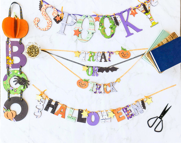 Halloween Swag & Decor Collection