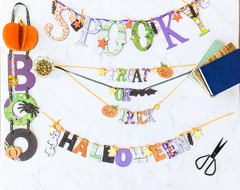 Halloween Swag & Decor Collection