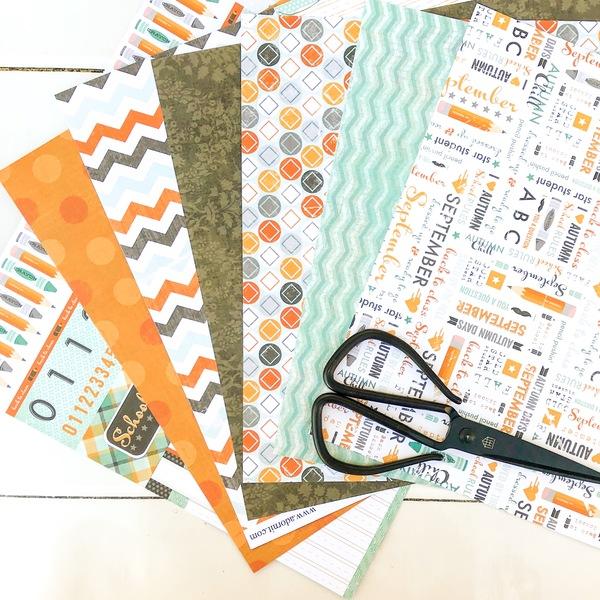 September Paper Pack