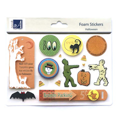 Halloween Foam Stickers