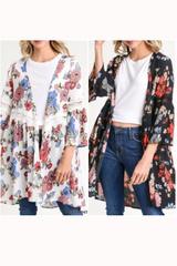 Farah Fall Forward Kimono