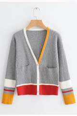 Spencer Multi Button Cardigan