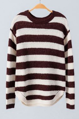 Samantha Striped Sweater