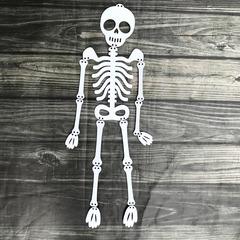Skeleton Door Hanger