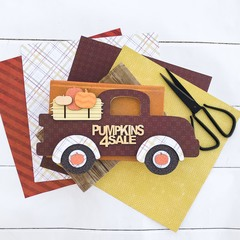 Fall Pick up Truck Kit