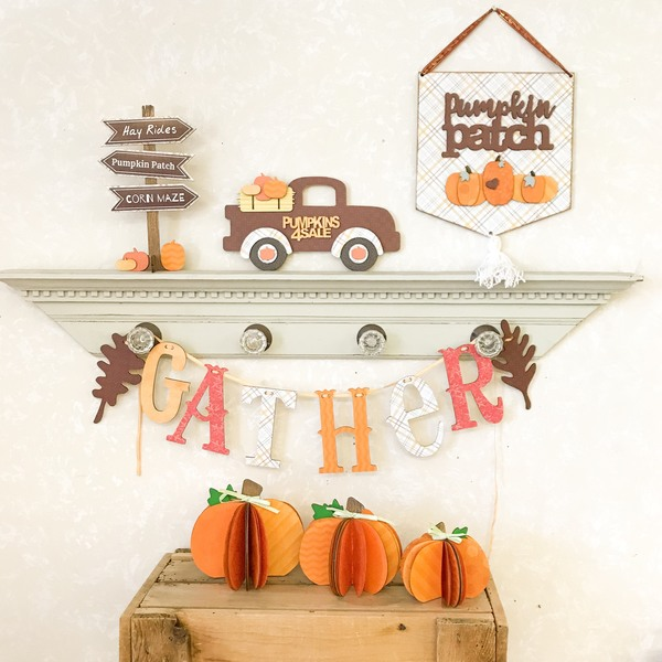 Pumpkin patch Fall Collection