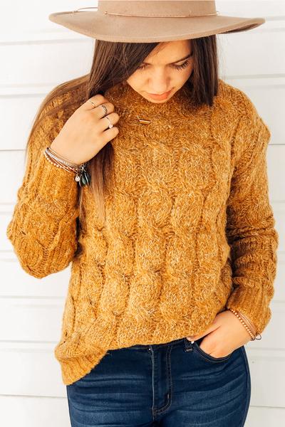 Cleo Knit Sweater