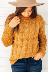 Cleo Knit Sweater