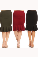 Everyday Flounce Skirt