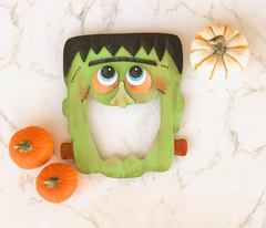 Frankenstein Candy Caddy
