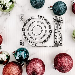 Gift Giving - Clear Stamp