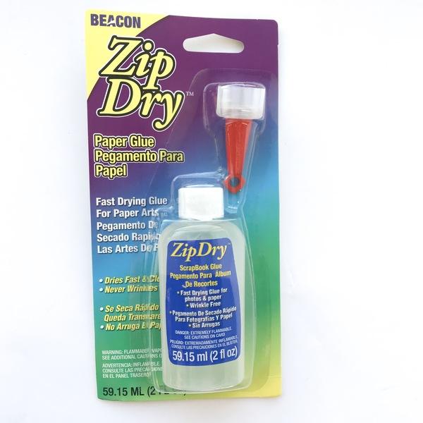 Zip Dry Glue