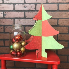 Jumbo Dimensional Christmas Tree