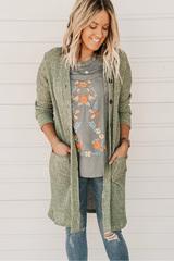 Mila Knit Maxi Cardigan