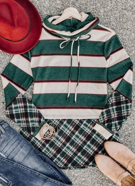 Jennings Mockneck Sweater