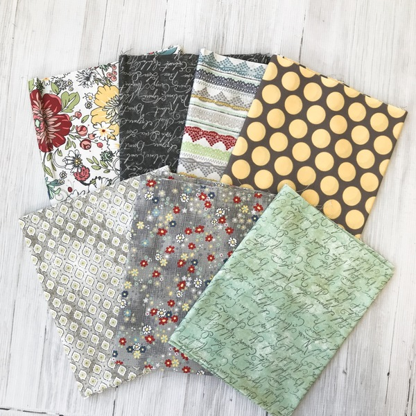 Chamberry Half Yard Set