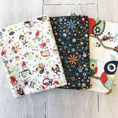 Owl Half Yard Set