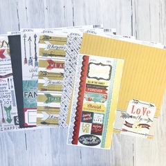 Here and Now family Paper Pack