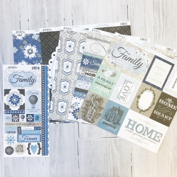 Capri Family Paper Pack