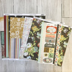 Chamberry Paper Pack